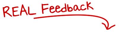 real-feedback