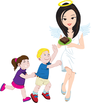 Healthy Snacks for Kids by The Dessert Angel